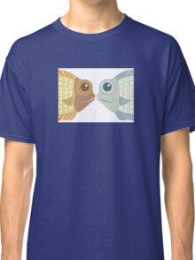 Fish Greetings Classic T-Shirt