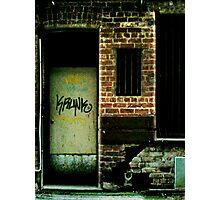 KRUNK Photographic Print