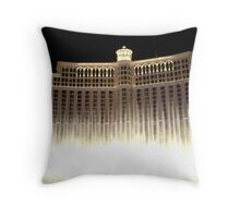 Magnificence Throw Pillow