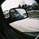 on the road by veneer