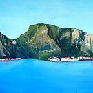 Capri - the Island by Carole Russell