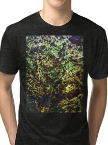 Abstract 72214a Tri-blend T-Shirt