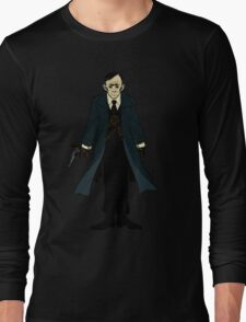 The Frighteners-- Milton Dammers Long Sleeve T-Shirt