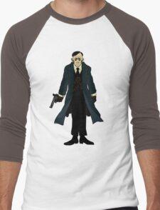 The Frighteners-- Milton Dammers Men's Baseball ¾ T-Shirt
