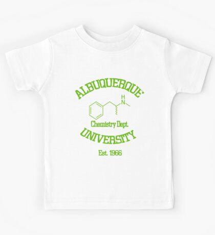 Breaking Bad - Albuquerque University Green Kids Tee