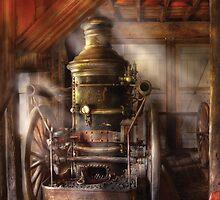 Steam Powered Water Pump by Mike  Savad