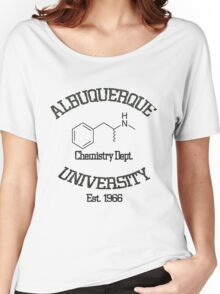 Albuquerque University - Breaking Bad Women's Relaxed Fit T-Shirt
