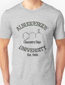 Albuquerque University - Breaking Bad T-Shirt