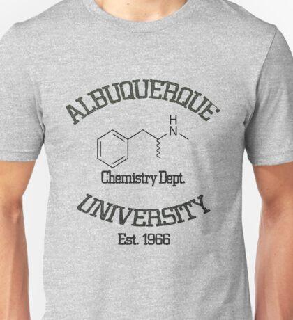 Albuquerque University - Breaking Bad Unisex T-Shirt