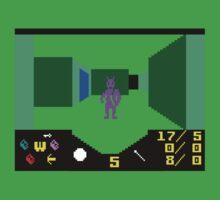 Intellivision Treasure of Tarmin by robertjpeterson