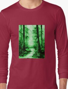 The Magic Forest 1.2  Long Sleeve T-Shirt