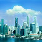 Singapore by Anuja Manchanayake