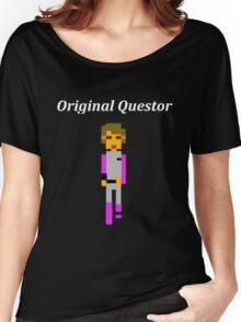 Original Questor Women's Relaxed Fit T-Shirt