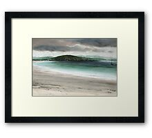 Downings bay,Co Donegal,Ireland, Framed Print