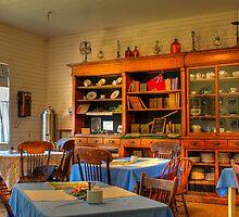 Docs Town Tea Room by PFrogg