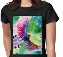Formosan Magpie Womens Fitted T-Shirt