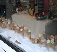 Do you like some ice-cream! by Hans Bax