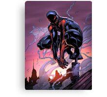 Spiderman 2099 - Guardian Of The Futur Canvas Print