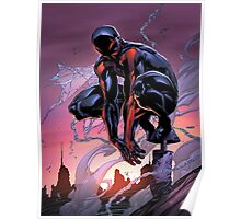 Spiderman 2099 - Guardian Of The Futur Poster