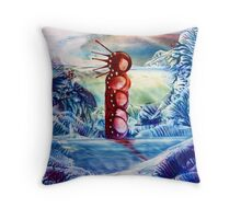 ~The Chant of Mother Earth~ Throw Pillow