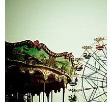 Carnival Photographic Print