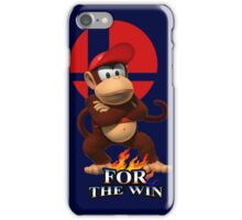 Diddy For the Win iPhone Case/Skin