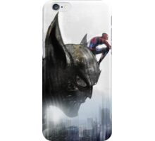 Spiderman and Wolverine - avengers and X-Men iPhone Case/Skin