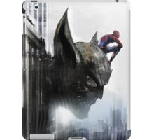 Spiderman and Wolverine - avengers and X-Men iPad Case/Skin