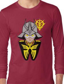 Char Aznable Long Sleeve T-Shirt