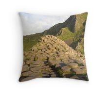 Giants Causeway 5 Throw Pillow