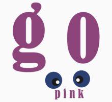 Go Pink by Leta Davenport