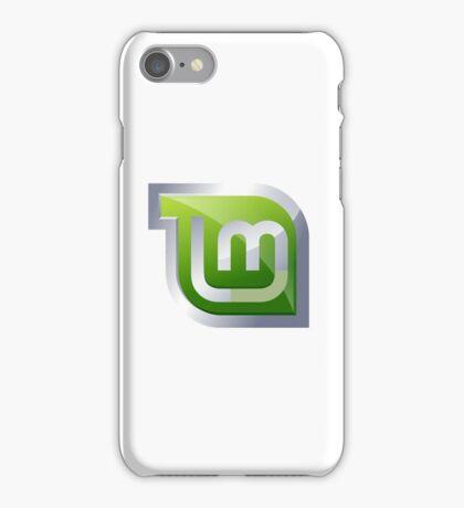 Linux Mint iPhone Case/Skin
