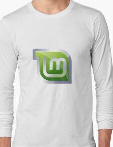Linux Mint Long Sleeve T-Shirt