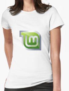 Linux Mint Womens T-Shirt