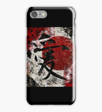 Peace Love and Hope #1 iPhone Case/Skin