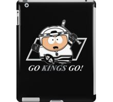 Go Kings Go! iPad Case/Skin