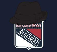 Broadway Blueshirts Kids Tee