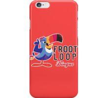 Fruit Loop Dingus iPhone Case/Skin