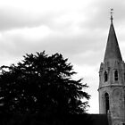 Datchet village church (Berkshire, UK) by Jamie F