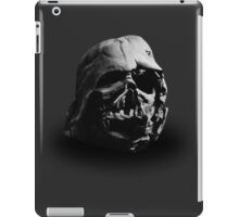 Darth Vader's Ruined Helmet iPad Case/Skin