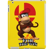 Diddy For the Win iPad Case/Skin