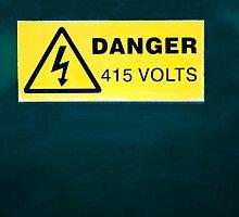Danger Danger! High Voltage! by Victoria Kidgell