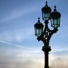 London lamp post by Christian  Zammit
