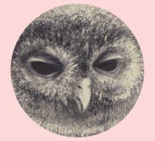 Do you like owls? One Piece - Short Sleeve