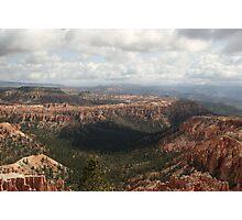 Bryce Canyon, Utah. Photographic Print