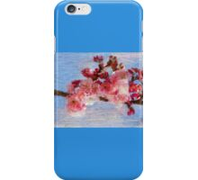 Cheery Cherry Blossoms iPhone Case/Skin
