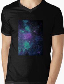 Rapsody of the stars D Minor  Mens V-Neck T-Shirt