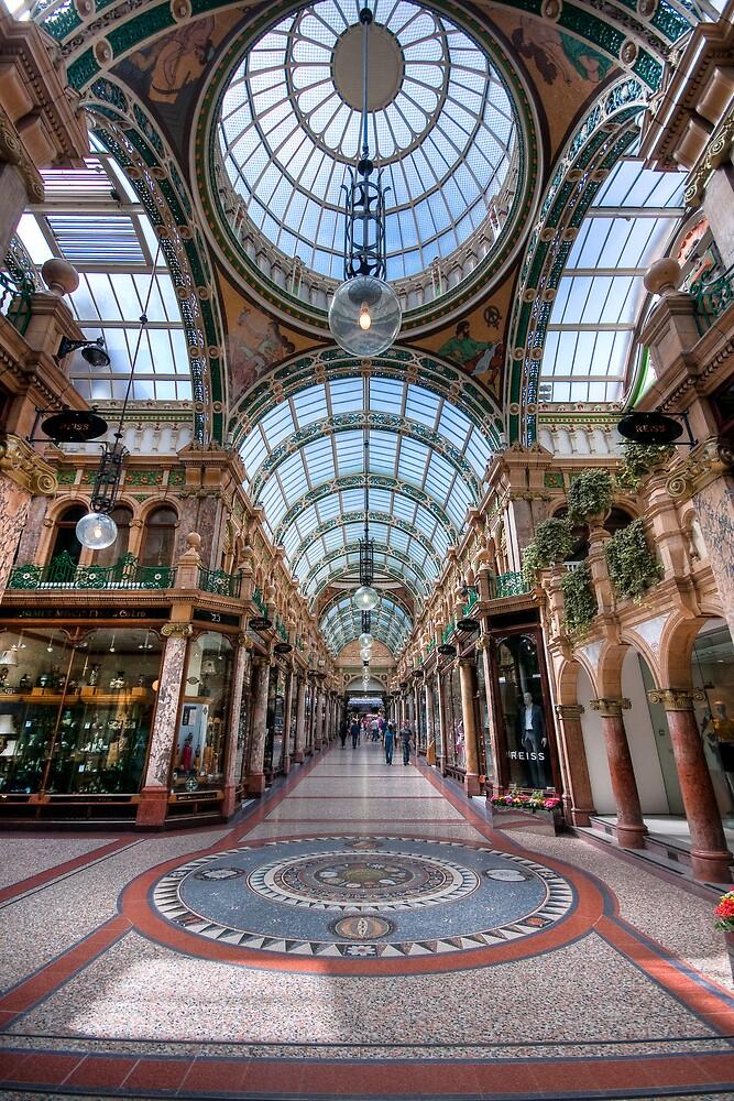County Arcade, Leeds by dlsmith
