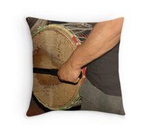 Mallet Throw Pillow
