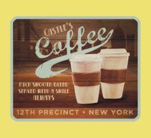 Castle's Coffee One Piece - Short Sleeve